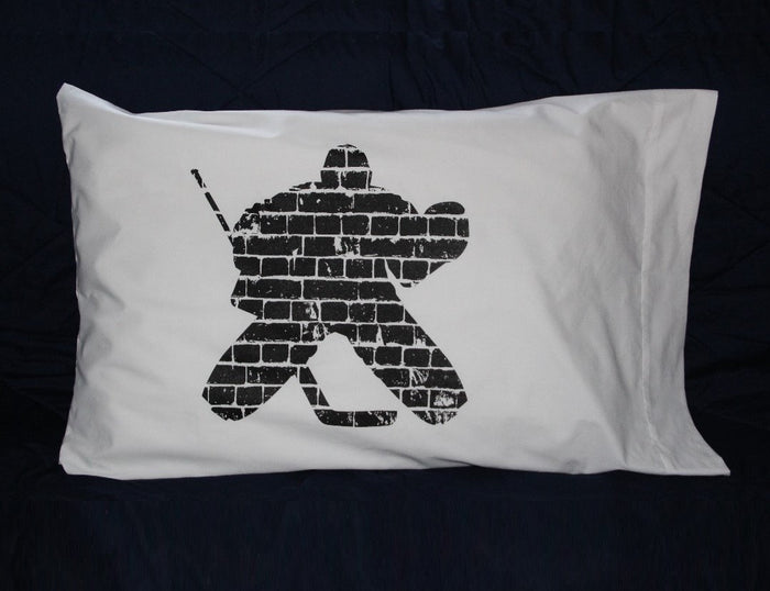 Goalie Pillowcase