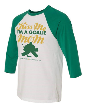 St Patricks Day Raglans (2020 Shirt, Limited Sizes)