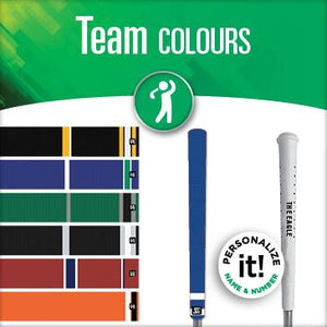 Sniper Skin Team Colors ICT Golf Grips