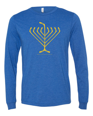 Menorah Pajama Shirt