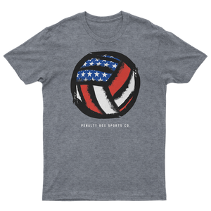 USA Volleyball Tee