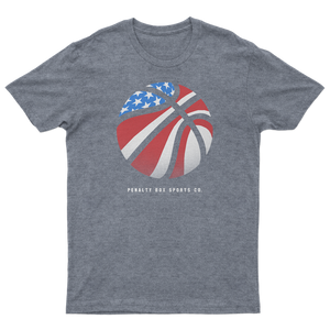 USA Basketball Tee
