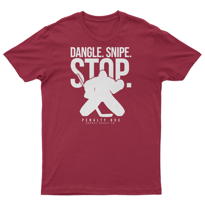 Dangle Snipe STOP Tee