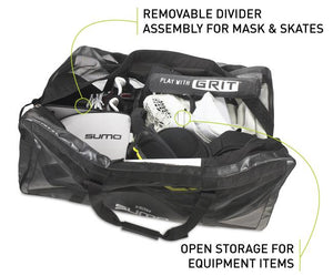 GRIT Airbox SUMO Goalie Bag