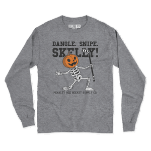 Celly The Skelly Long Sleeve Tee