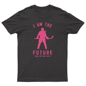 """I Am The Future"" Hockey Girl Tee"