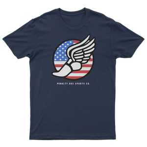 USA Track and Field Tee