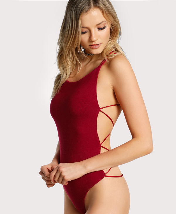 Amber Hot Bodysuit