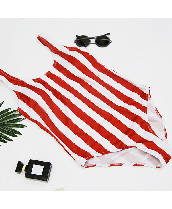 Anna Striped One Piece