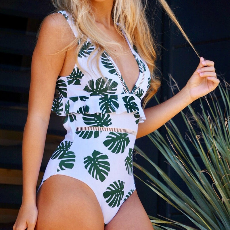 Green In The Forest One-piece