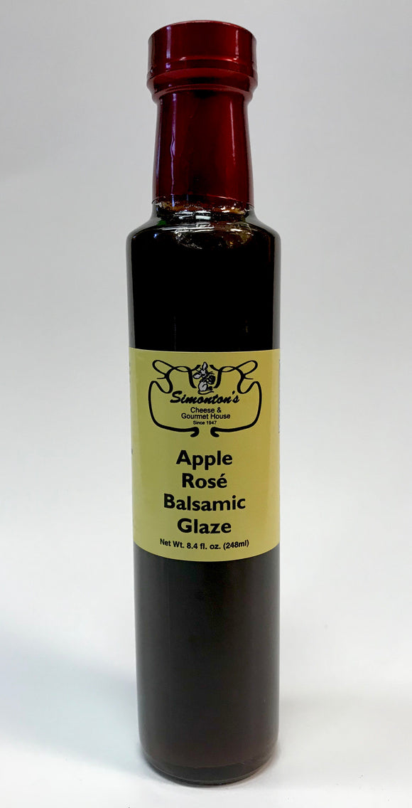 Simonton's Apple Rose Balsamic Glaze