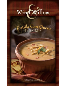 Wind & Willow Tortilla con Queso Soup Mix