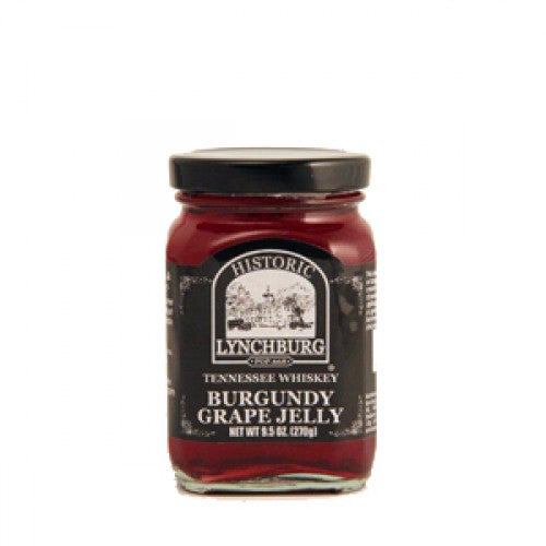 Lynchburg Burgundy Grape Jelly (9.5oz)