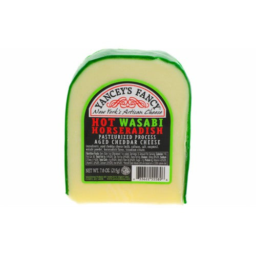 Hot Wasabi Horseradish (7.6 oz)
