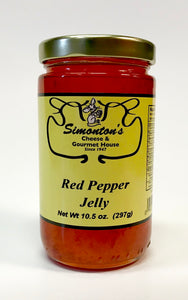 Simonton's Red Pepper Jelly