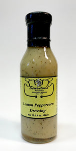 Simonton's Lemon Peppercorn Dressing