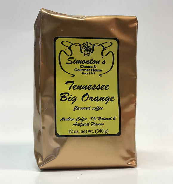 Simonton's Tennessee Big Orange Ground Coffee