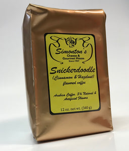 Simonton's Snickerdoodle Ground Coffee