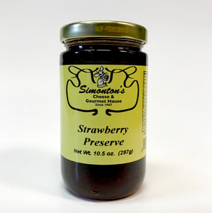 Simonton's Strawberry Preserve
