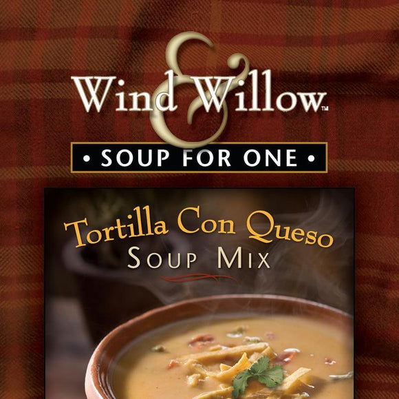 Wind & Willow One Cup Tortilla con Queso Soup Mix