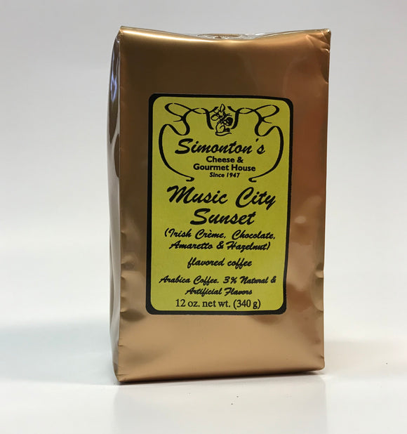 Simonton's Music City Sunset Ground Coffee