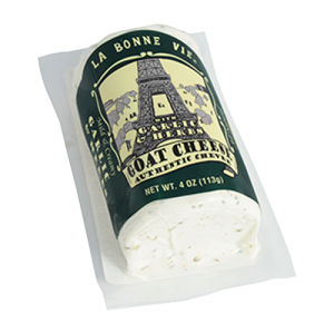 La Bonne Vie Garlic & Herb Goat Log (4 oz.)