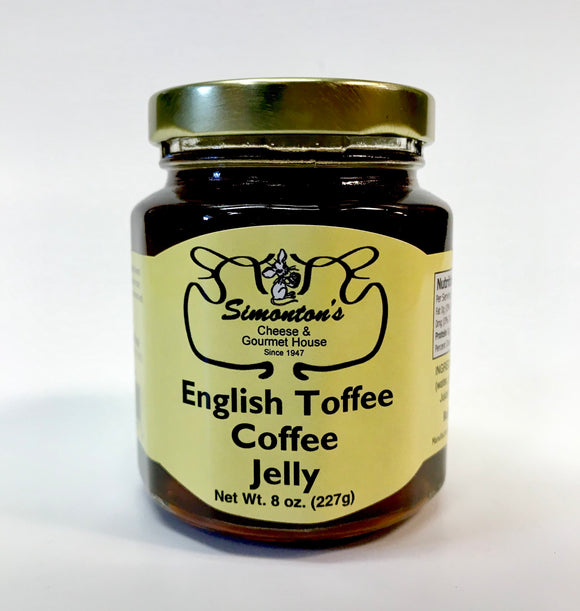 Simonton's English Toffee Coffee Jelly