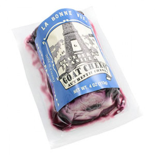 La Bonne Vie Blueberry Vanilla Goat Cheese (4.0 oz)