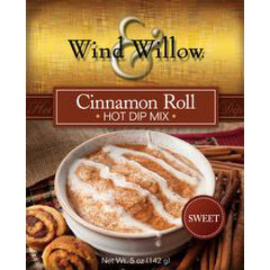 Wind & Willow Cinnamon Roll Hot Dip Mix