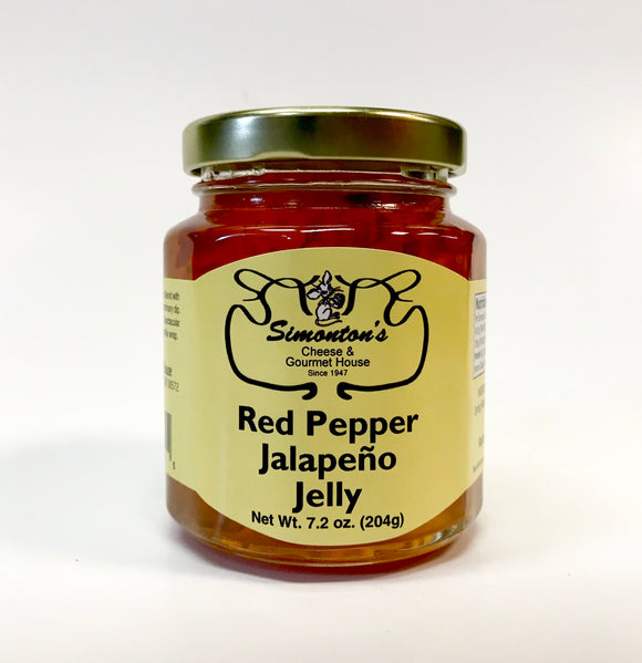 Simonton's Red Pepper Jalapeño Jelly