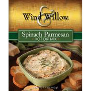 Wind & Willow Spinach & Parmesan Hot Dip Mix