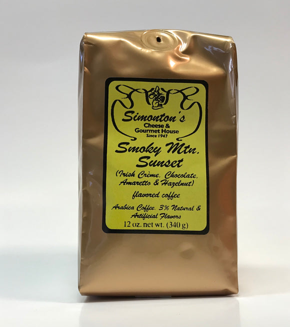 Simonton's Smoky Mtn. Sunset Ground Coffee