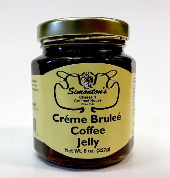 Simonton's Creme Brûlée Coffee Jelly
