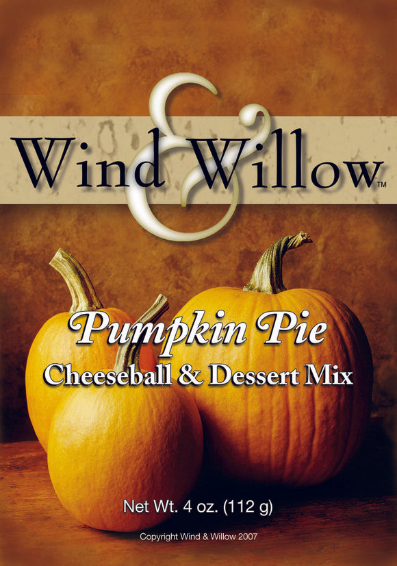 Wind & Willow Pumpkin Pie Cheeseball & Dessert Mix