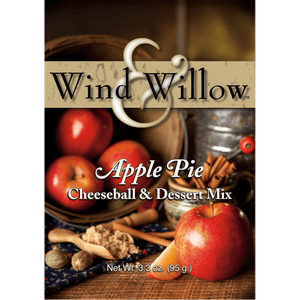 Wind & Willow Apple Pie Cheeseball and Dessert Mix