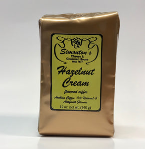 Simonton's Hazelnut Cream Coffee