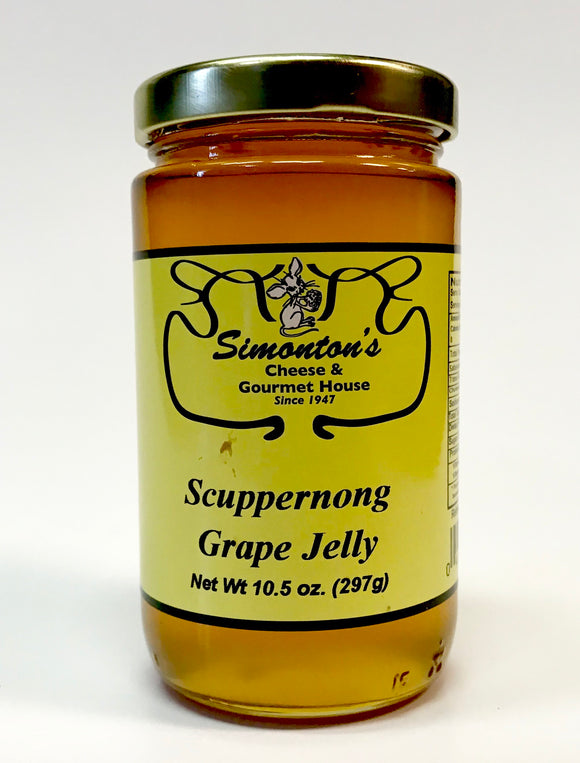 Simonton's Scuppernong Grape Jelly
