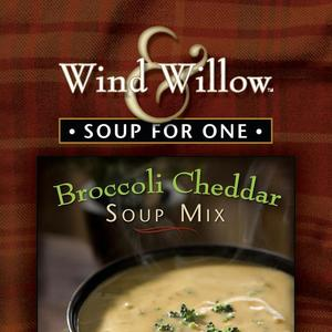 Wind & Willow One Cup Broccoli Cheddar Soup Mix