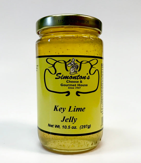 Simonton's Key Lime Jelly
