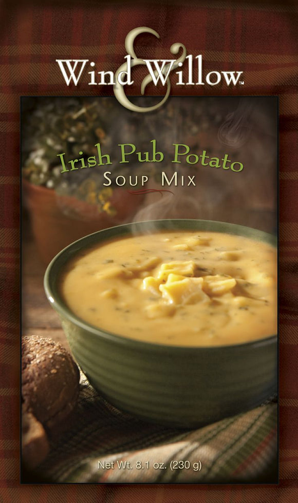 Wind & Willow Irish Pub Potato Soup Mix