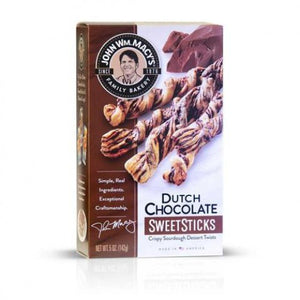 John Wm Macy's Dutch Chocolate Sweet Sticks