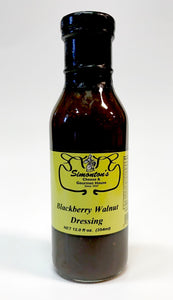 Simonton's Blackberry Walnut Dressing