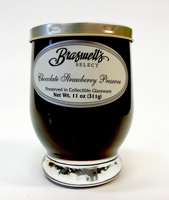Braswell's Select Chocolate Strawberry Preserve