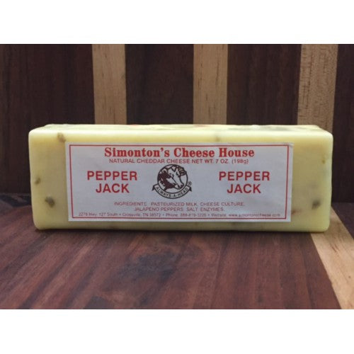 Simonton's Pepper Jack (8 oz)