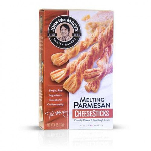 John Wm Macy's Melting Parmesan Cheese Sticks