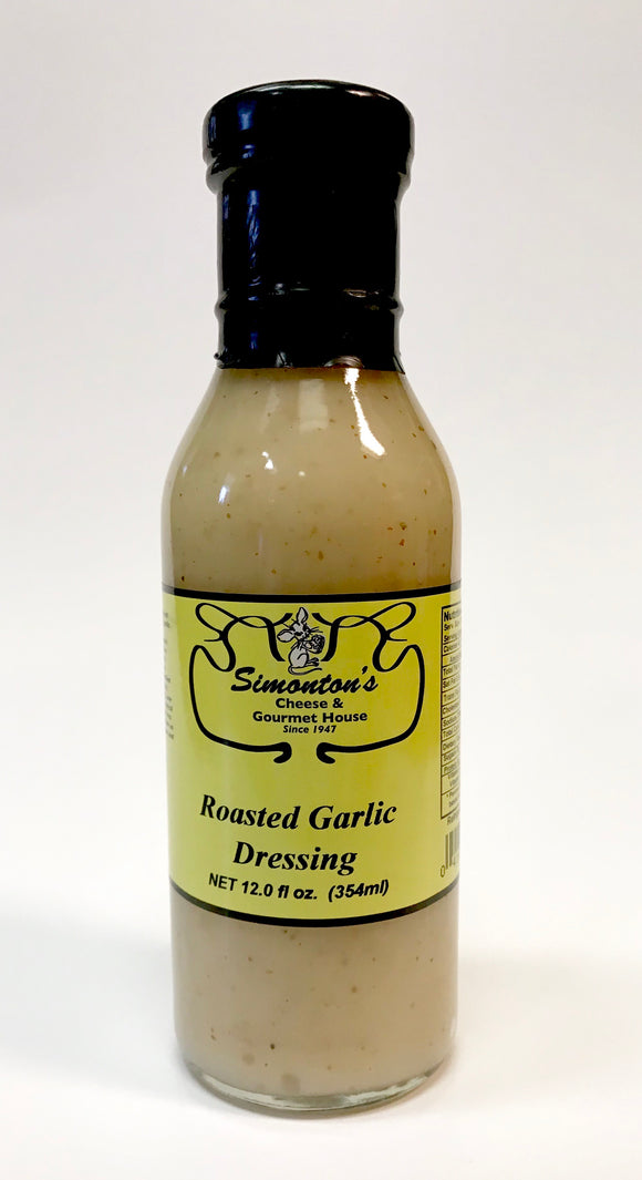 Simonton's Roasted Garlic Dressing