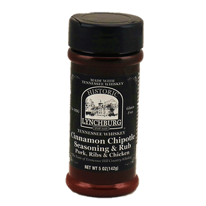Lynchburg Cinnamon Chipotle Seasoning