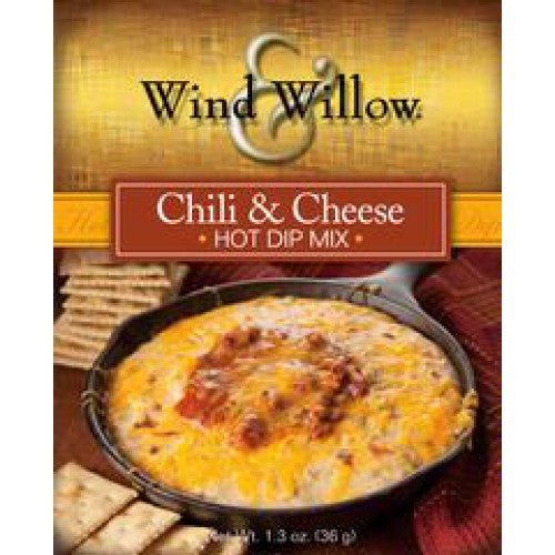 Wind & Willow Chili & Cheese Hot Dip Mix