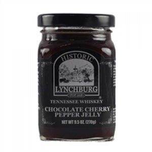 Lynchburg Chocolate Cherry Pepper Jelly
