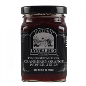Lynchburg Cranberry Orange Pepper Jelly (9.5oz)